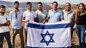 "Il ""dream team"" di giovani arabi contro le calunnie anti-israeliane"